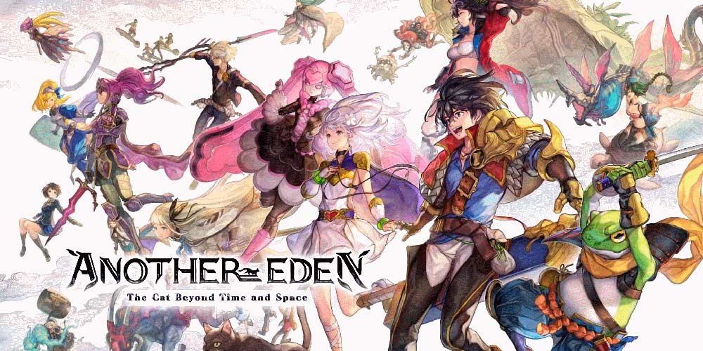 Another Eden The Cat Beyond time and space
