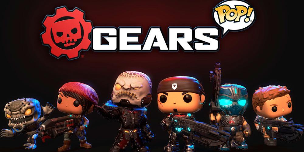 Portada del juego Gears POP