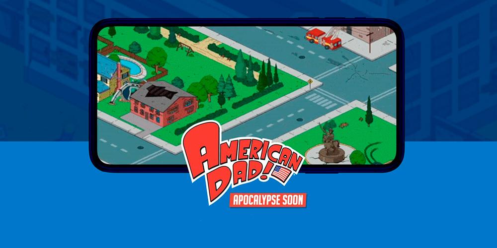 Portada del juego American Dad Apocalypse Soon