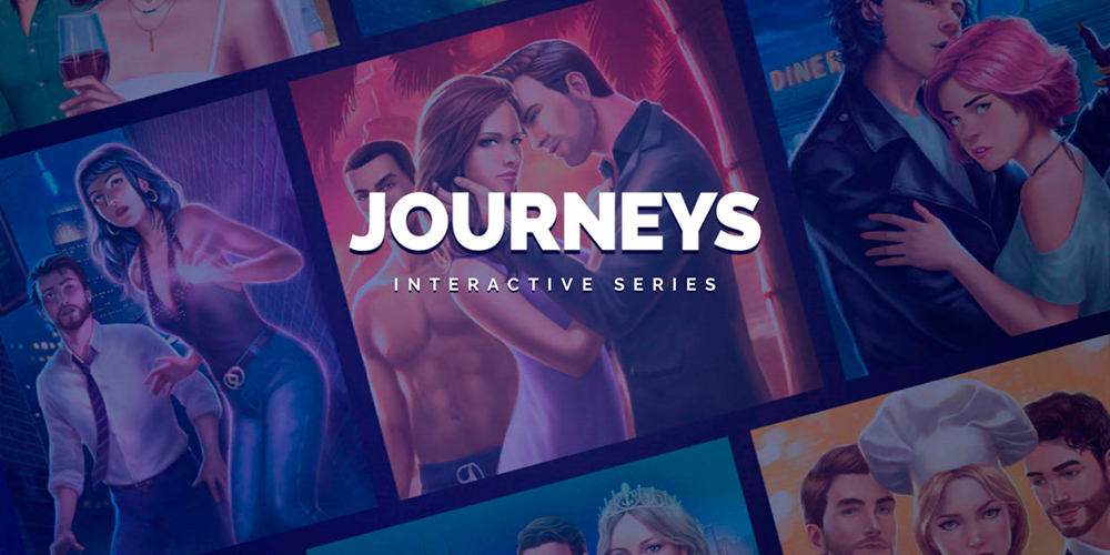 Portada del juego Journeys: Series Interactivas