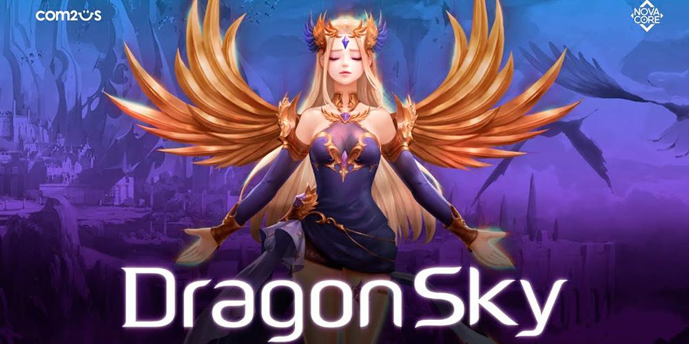 Imagen del juego IDLE Dragon Sky