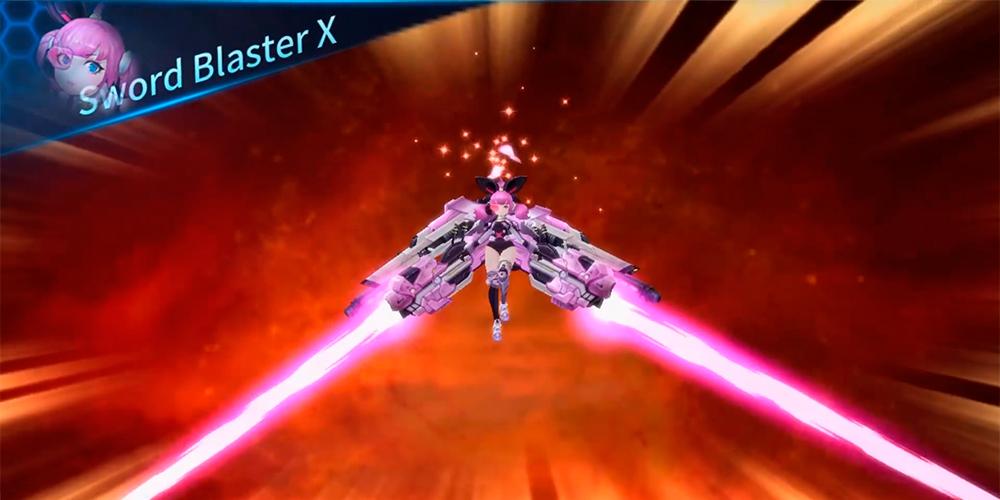Unidad Sienna Gate Six: Cyber Persona