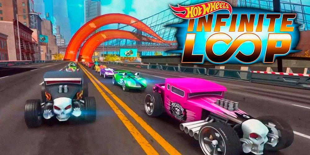 Portada del juego Hot Wheels: Infinite Loop