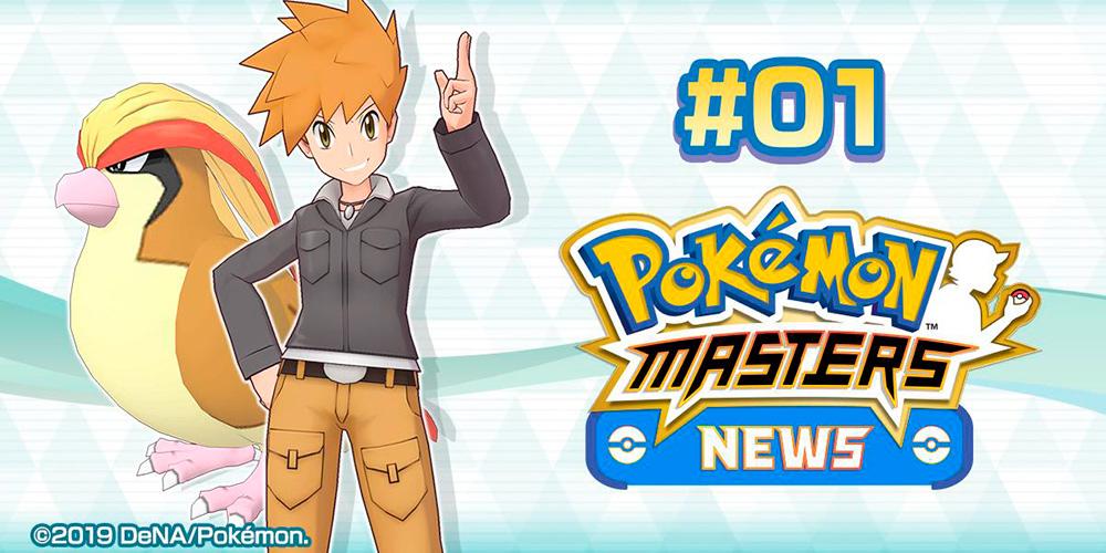 Imagen del juego Pokémon Masters