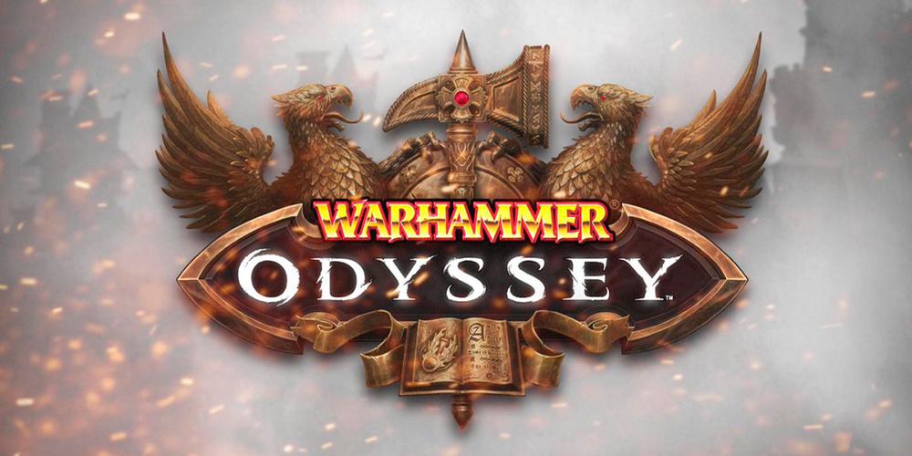 Portada del juego Warhammer Odyssey