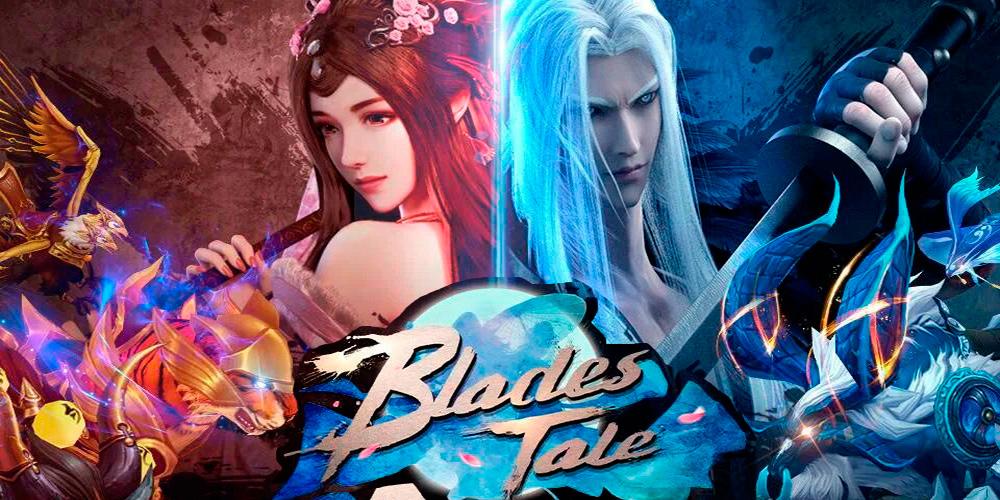 Portada del juego Blades Tale