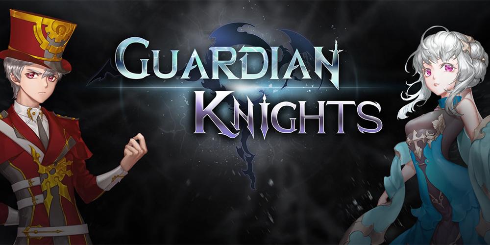 Portada del juego Guardian Knights