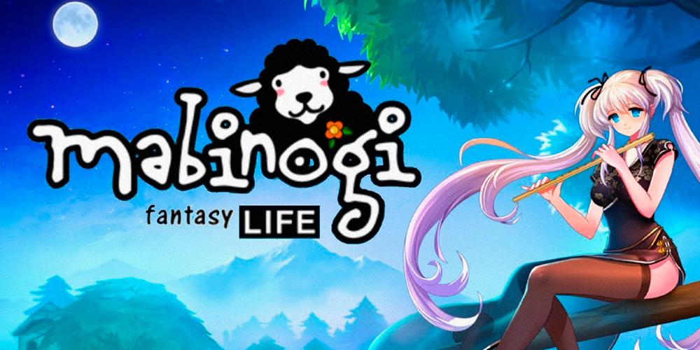 Portada del juego Mabinogi: Fantasy Life