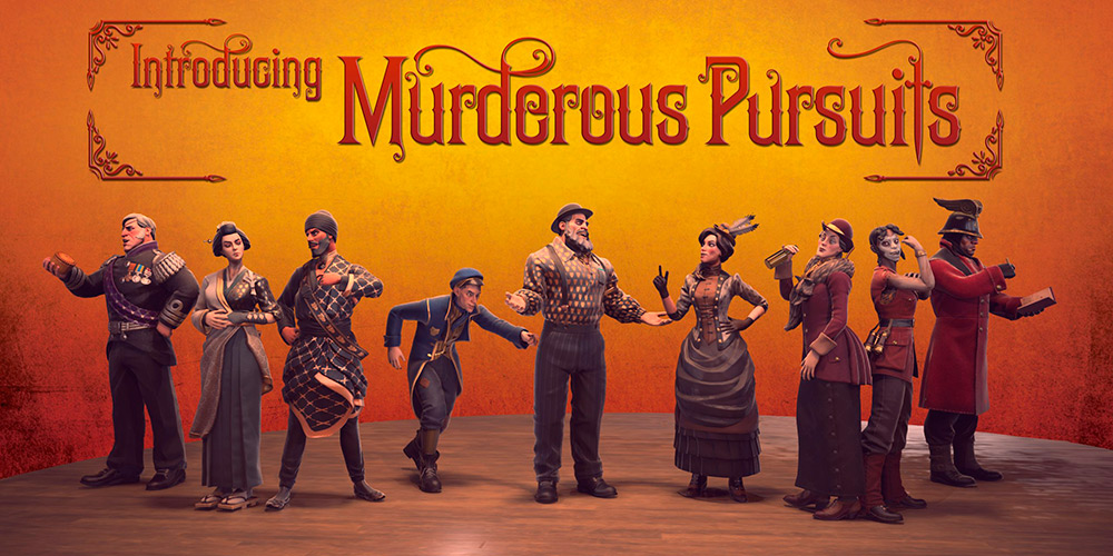 Portada del juego Murderous Pursuits Mobile