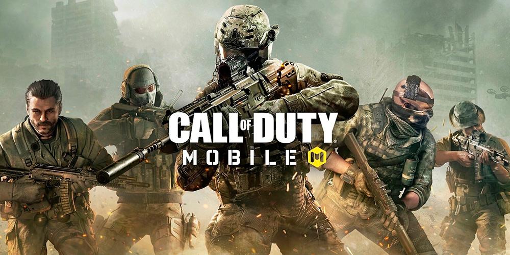 Portada del juego Call of Duty Mobile