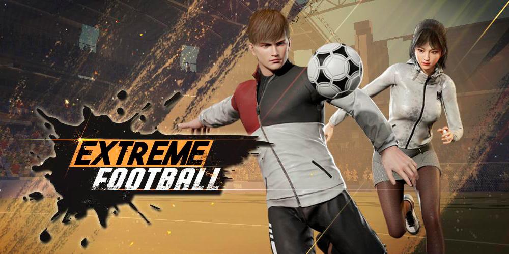 Portada del juego Extreme Football