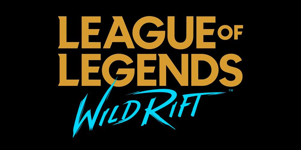 Portada del juego League of Legends: Wild Rift