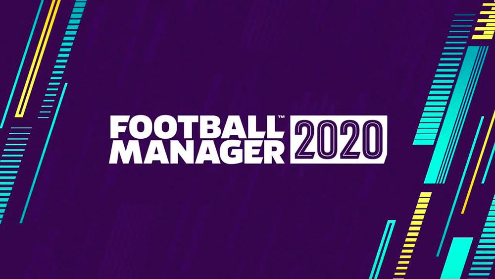 Portada del juego Football Manager 2020 Mobile