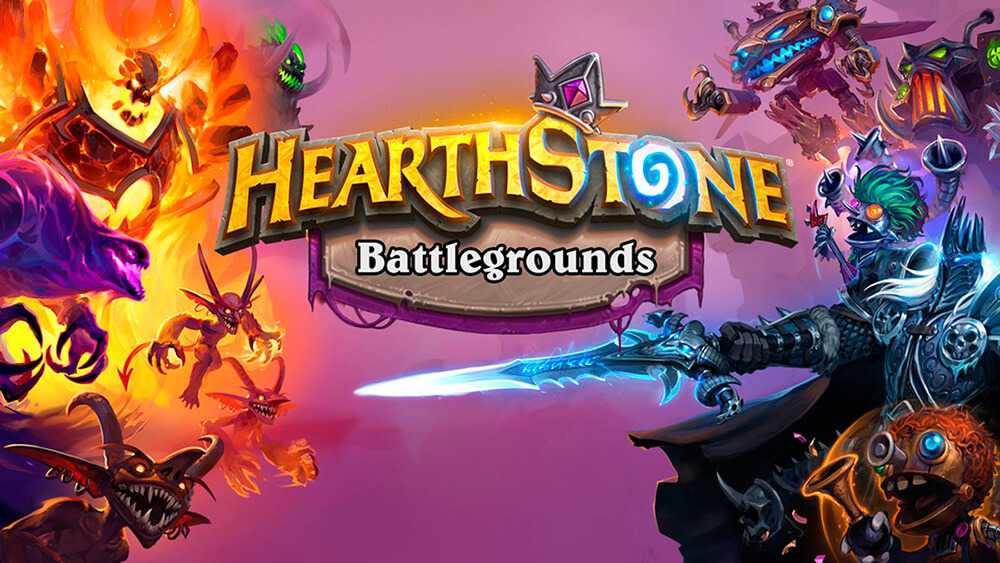 Portada del juego Hearthstone: Battlegrounds