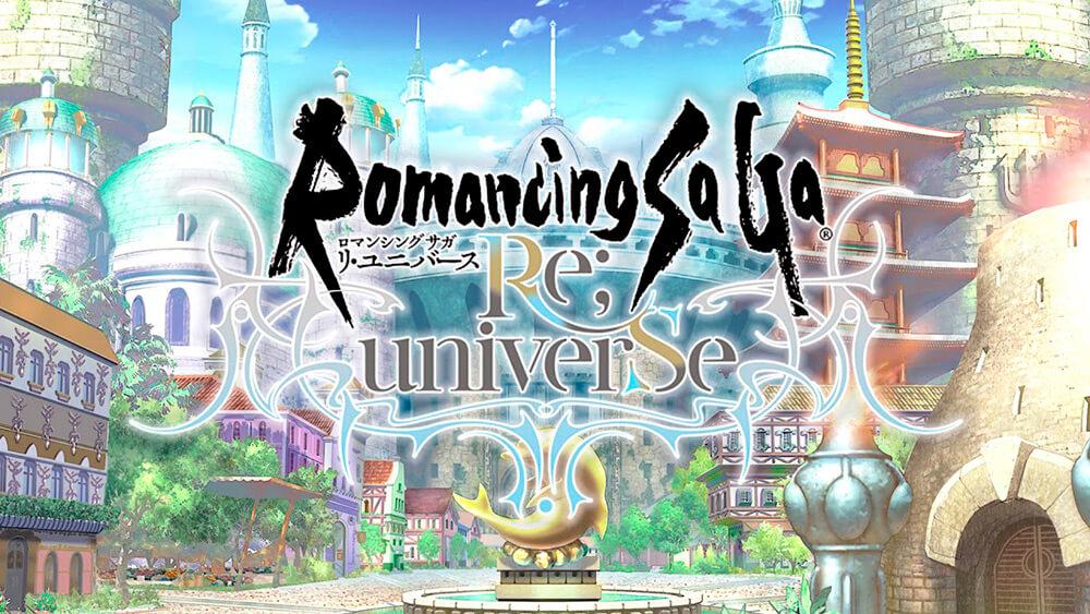 Portada del juego Romancing SaGa Re;univerSe