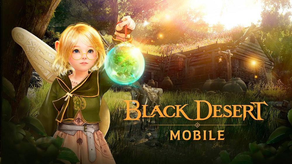 Portada Shai del juego Black Desert Mobile