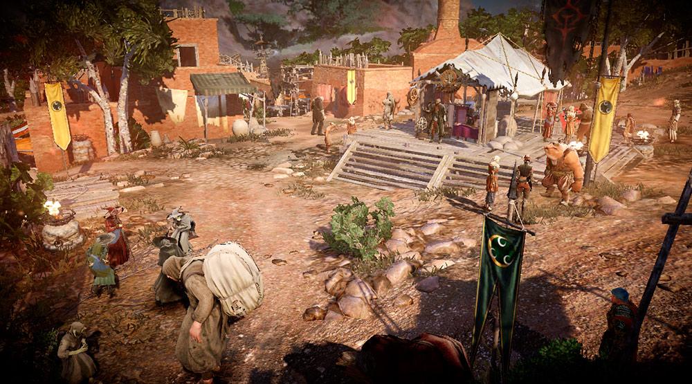 Nueva región en Black Desert Mobile