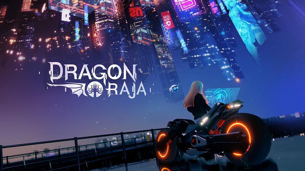 Portada del juego Dragon Raja