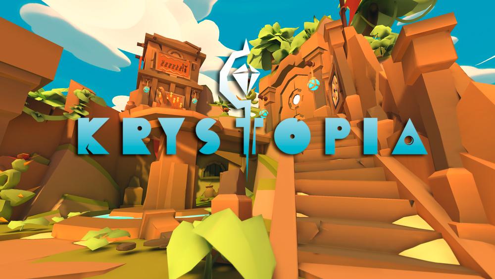 Portada del juego Krystopia