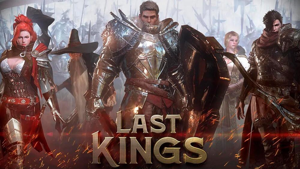 Portada del juego Last Kings