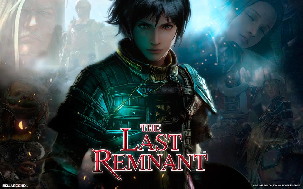 Portada del juego The Last Remnant Remastered