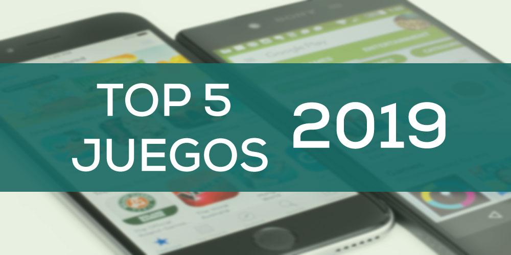 Top 5 Juegos 2019 Android e iOS
