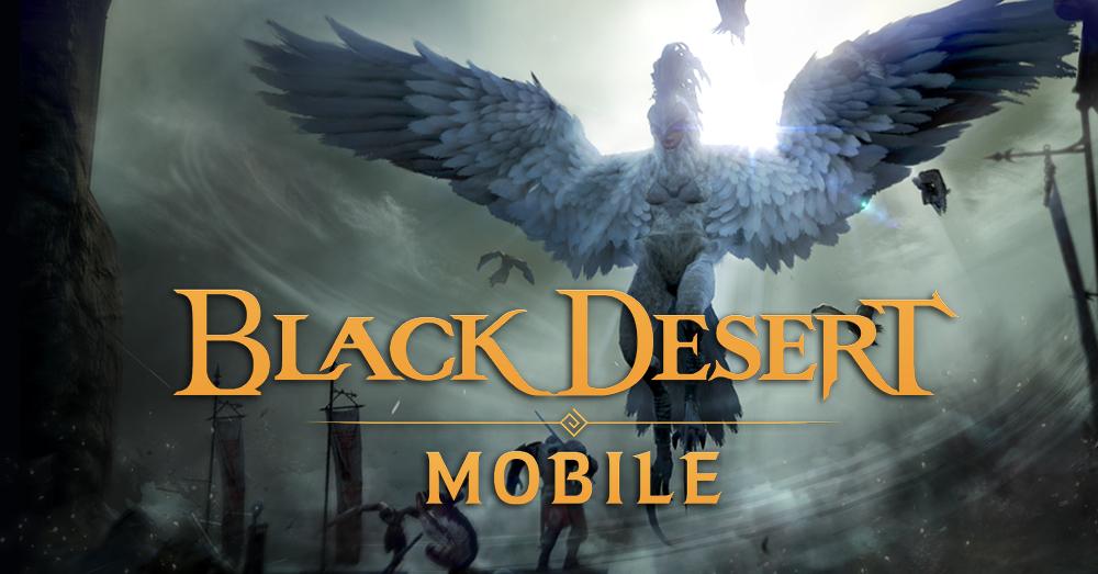 Jefe de mundo Karanda en Black Desert Mobile