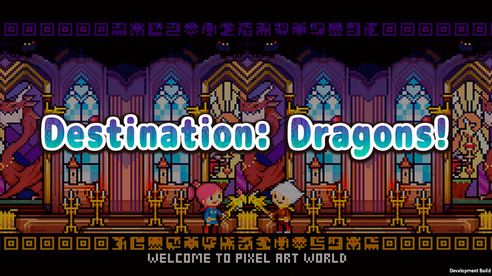 Portada del juego Destination: Dragons!
