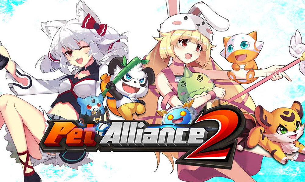 Portada del juego Pet Alliance 2