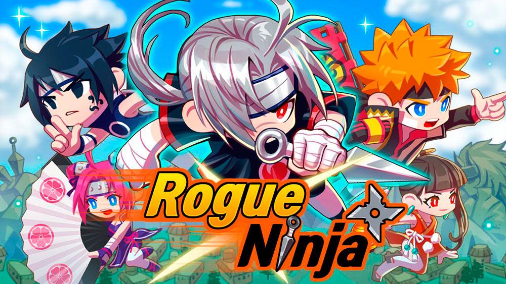 Portada del juego Rogue Ninja