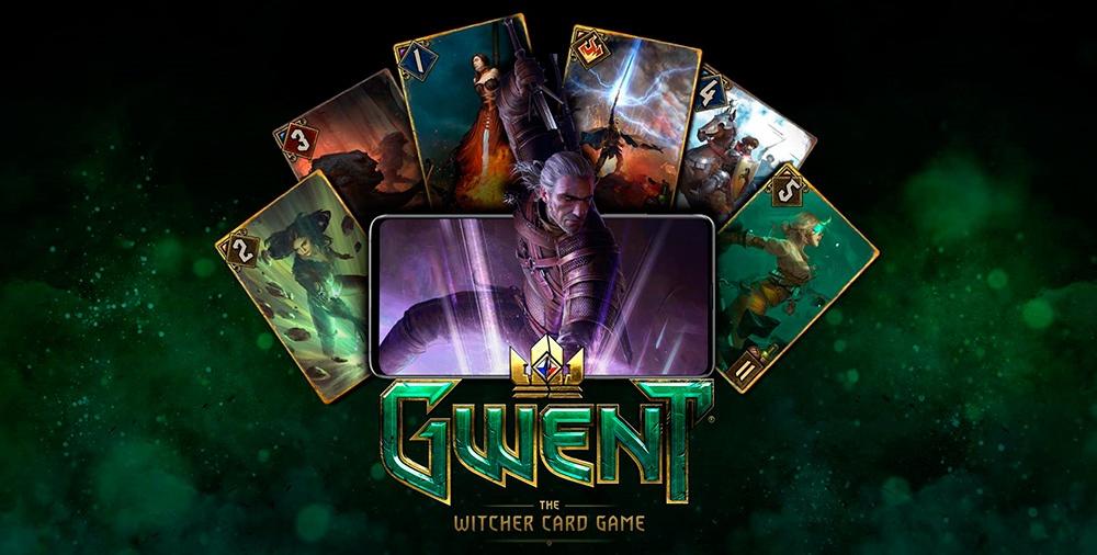 portada del juego GWENT
