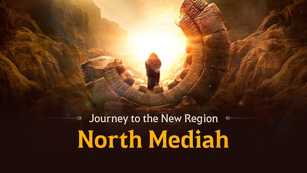 North Mediah en Black Desert Mobile