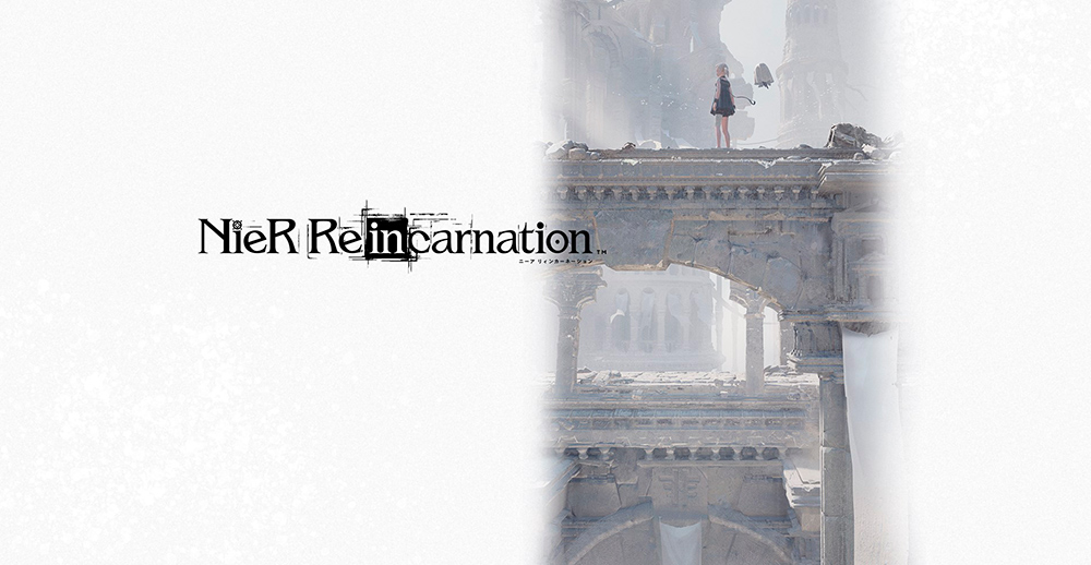 Portada del juego NieR Reincarnation