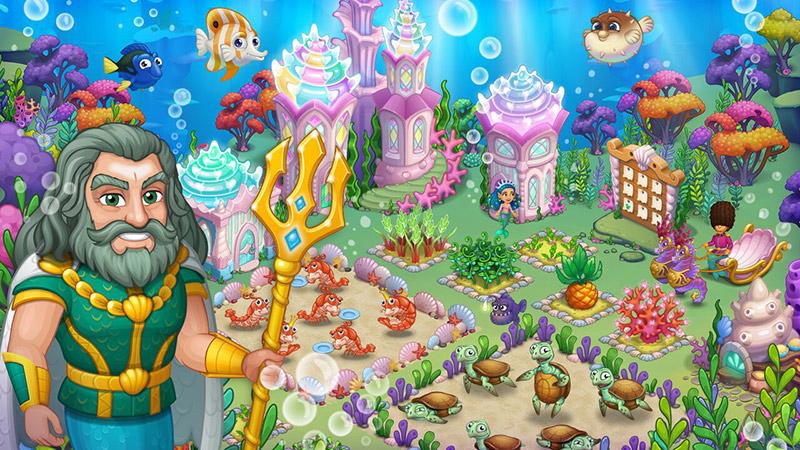 Portada del juego Aqua Farm