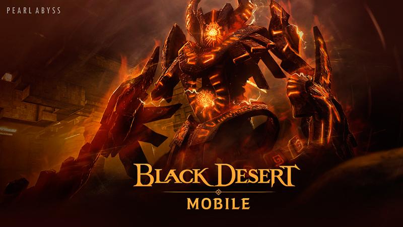 Portada de Black Desert Mobile