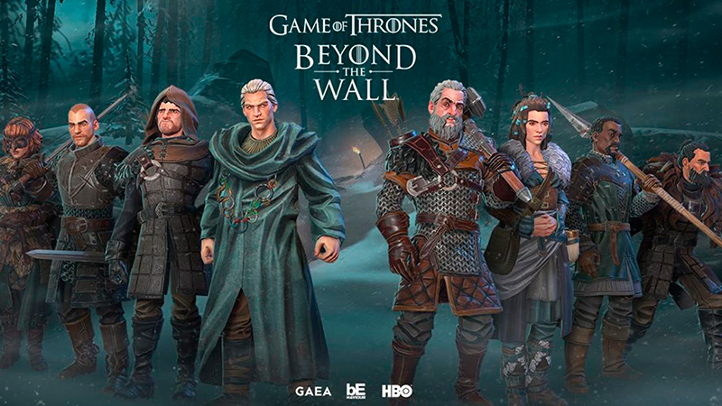 Portada del juego Game of Thrones: Beyond the Wall