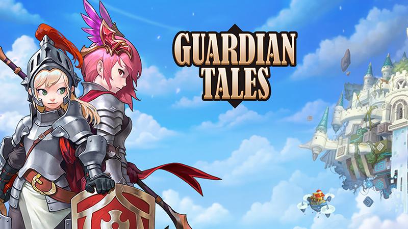 Portada del juego Guardian Tales