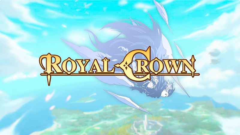 Portada del juego Royal Crown