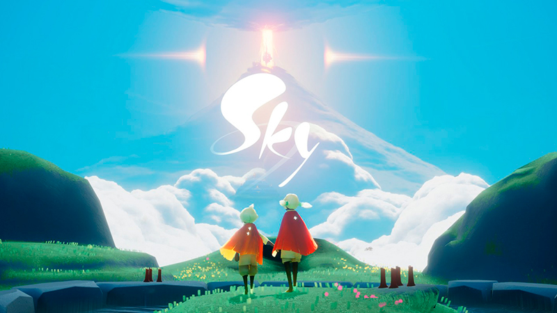 Portada del juego Sky: Children of the Light
