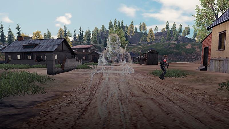 Portada clase Poltergeist en el juego Call of Duty Mobile