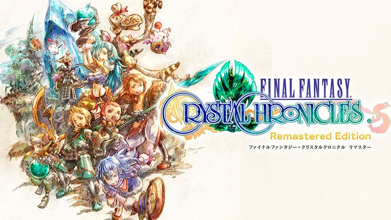Portada del juego Final Fantasy Crystal Chronicles-Remastered Edition android