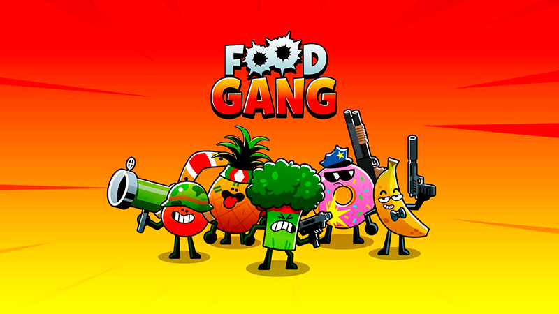 Portada del juego Food Gang Android iOS