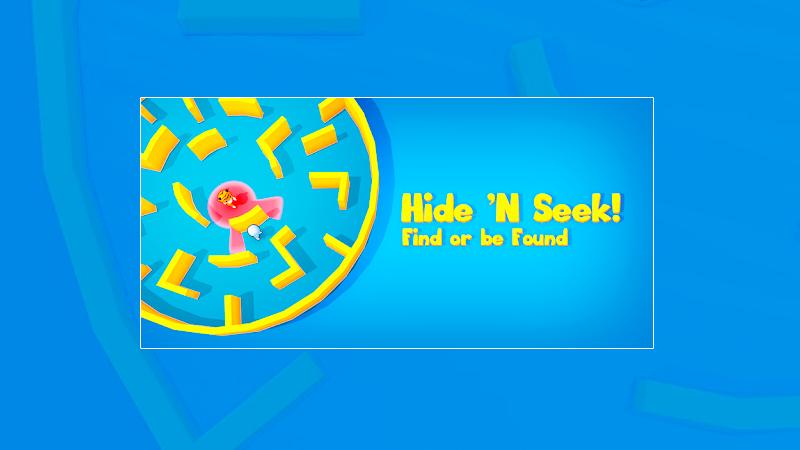 Portada del juego Hide 'N Seek!