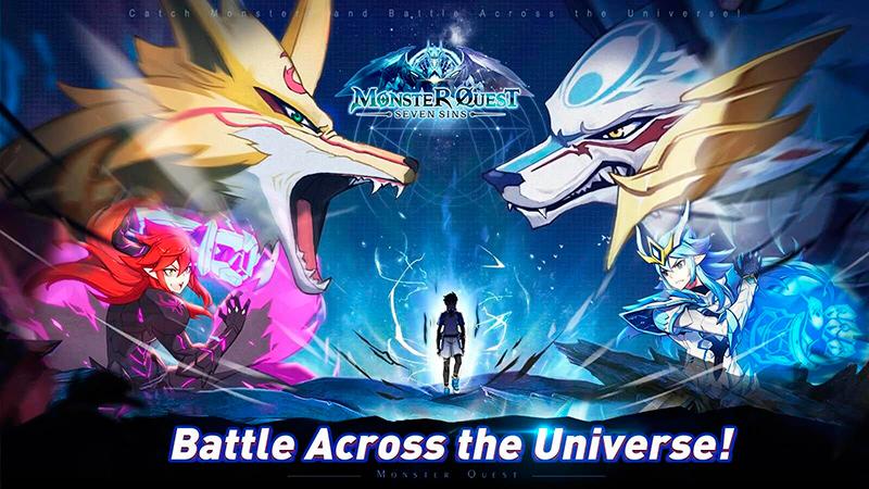 Portada del juego Monster Quest: Seven Sins android