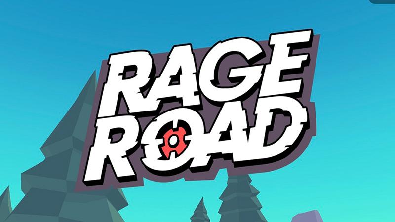 Portada Rage Road