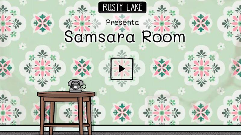 Portada del juego Samsara Room