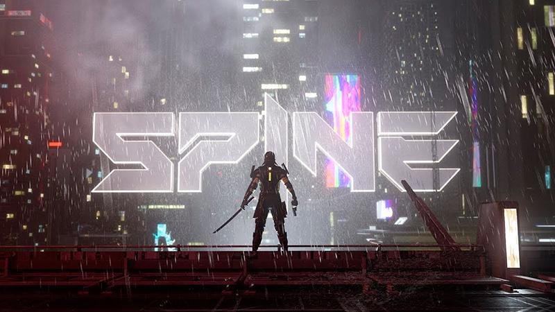 Portada del juego Spine android ios