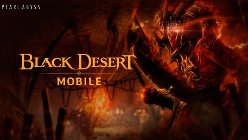 Enraged Giath en Black Desert Mobile