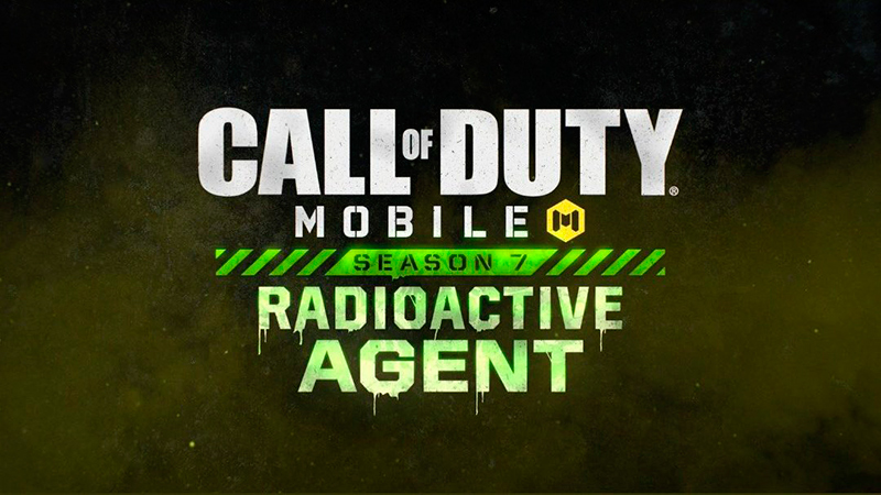 Pase de Batalla Agente Radiactivo en Call of Duty Mobile