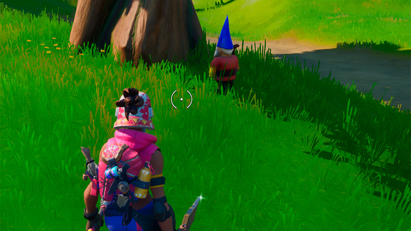 Gnomos en Alcor Acogedor en Fortnite